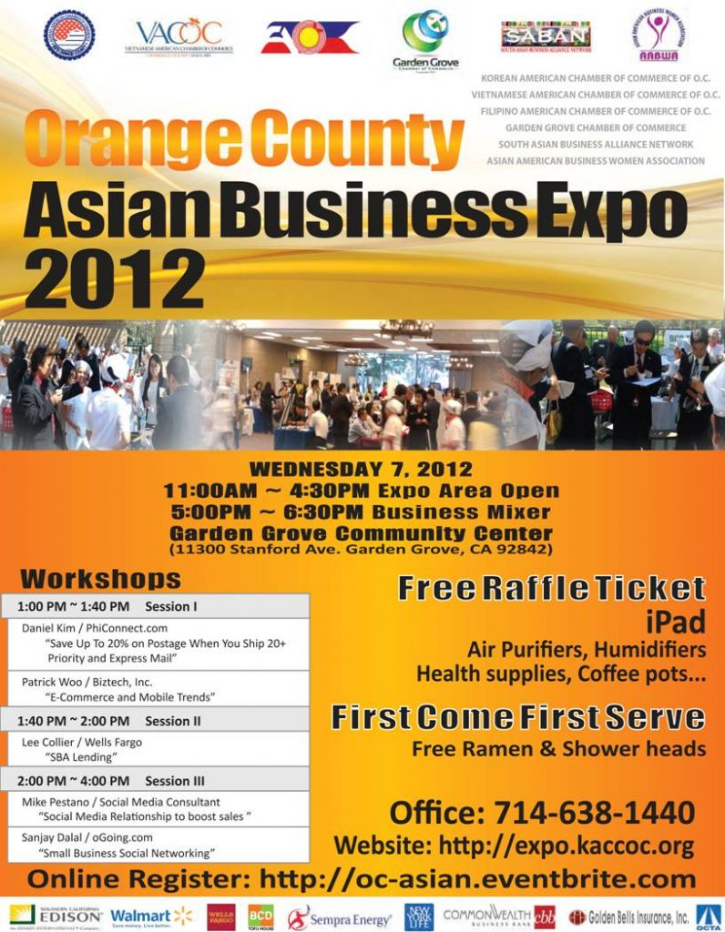 2012 Business Expo ad