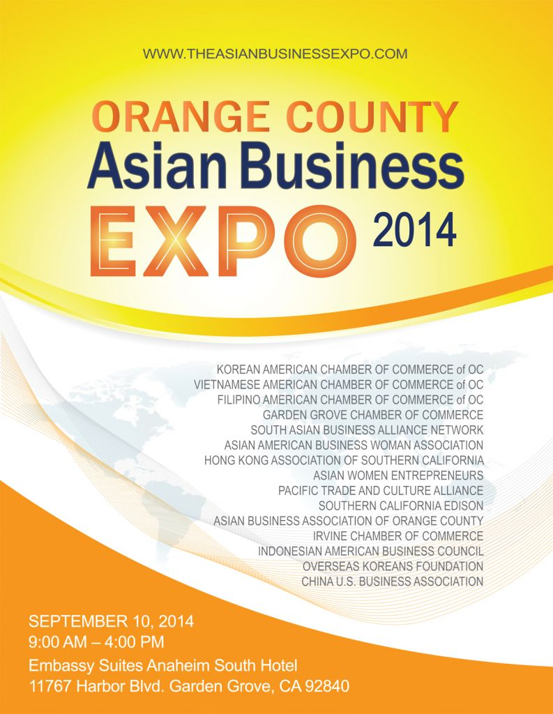 2014 Expo Booklet-Front