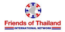 Friend of Thailand Log--vendor