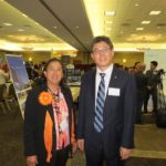 Nenita-Miyata-with-Patrick-Woo-Korean-Chamber-of-OC-President