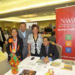 Nenita-Mohammed-Kim-Arnel-at-NAAAPOC-booth-091014